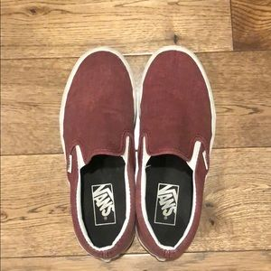 Great Condition Classic slip on Vans.